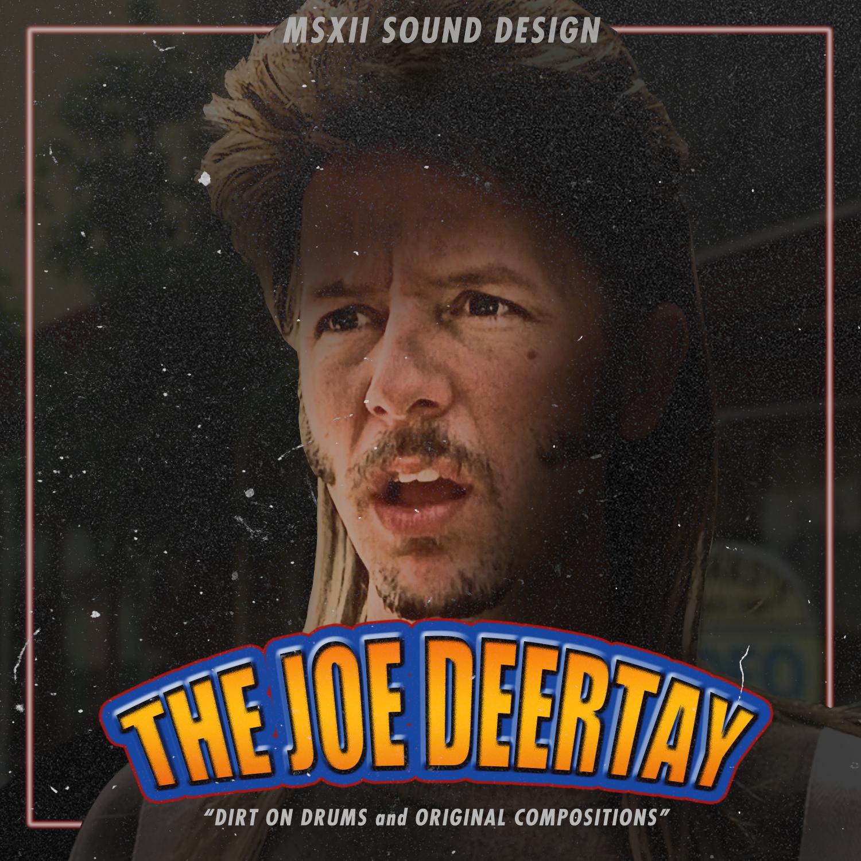 Joe Deeerty Art