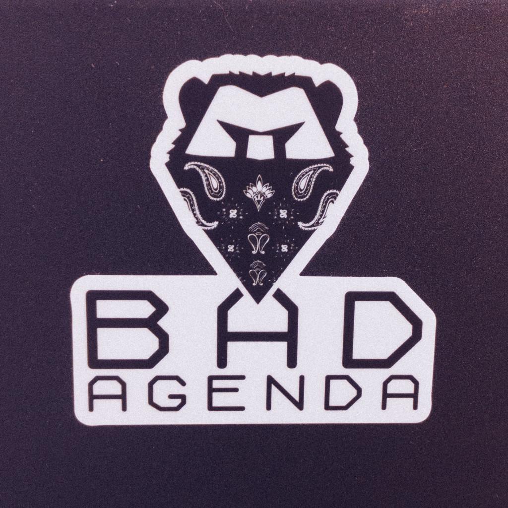 Bad Agenda - Sticker 002
