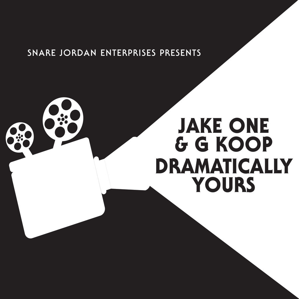 Jake One - Snare Jordan - Dramatically Yours