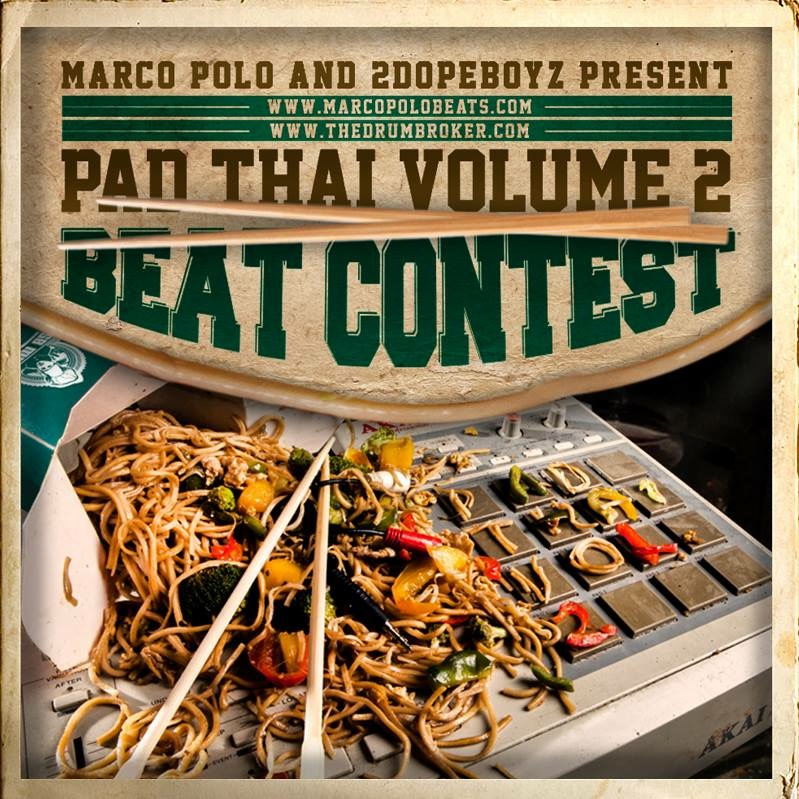 Marco Polo Pad Thai Beat Contest