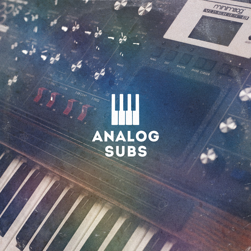 Drum Broker - Analog Subs - Basic