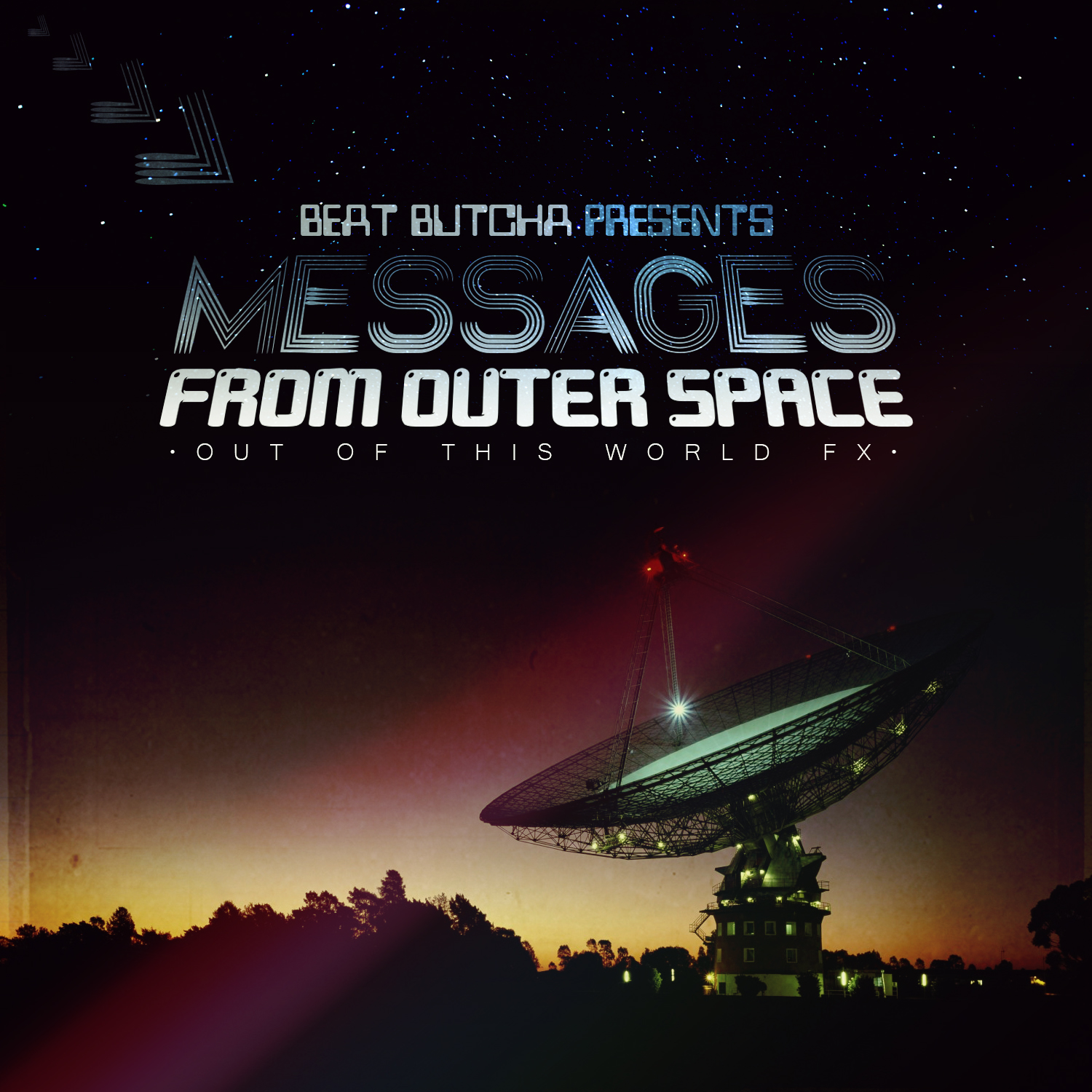 Beat Butcha - Messages From Outerspace