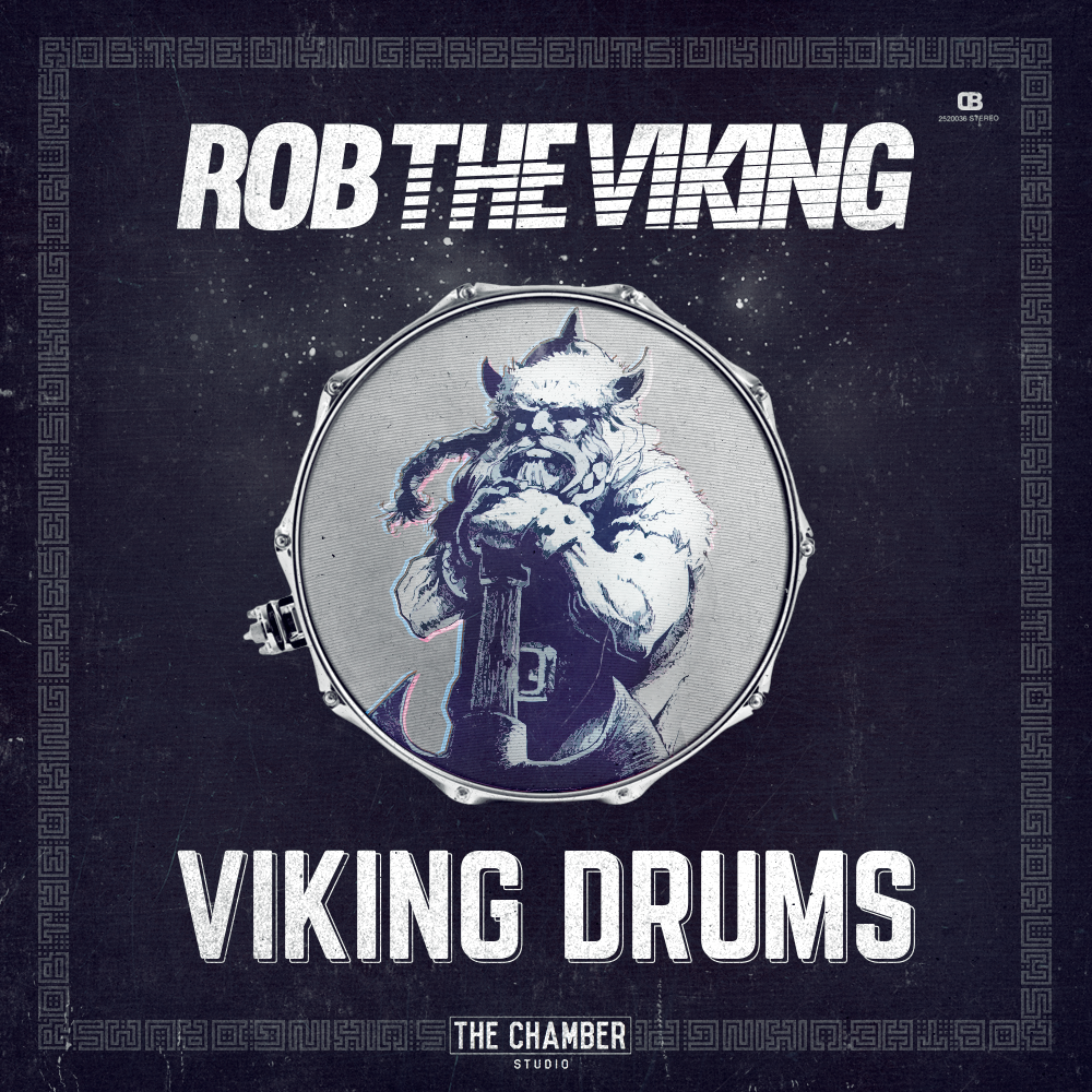 rob the viking - viking drums